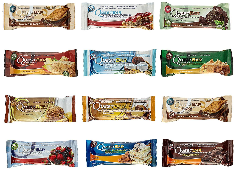 Quest Nutrition Quest Bar Riegel kaufen