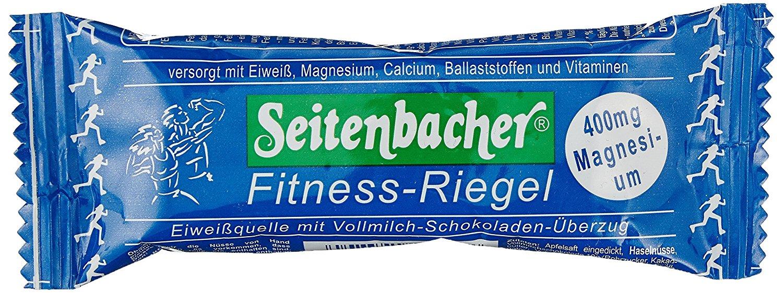 Seitenbacher Protein Riegel Test